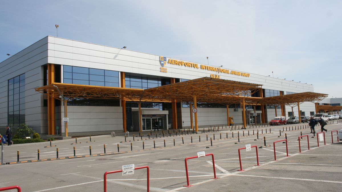 Aeroportul International    Avram Iancu